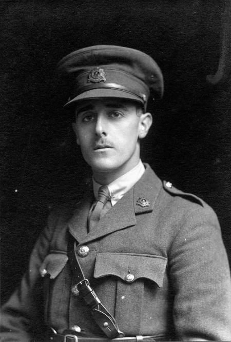 Profile picture for George Oswald Timmins