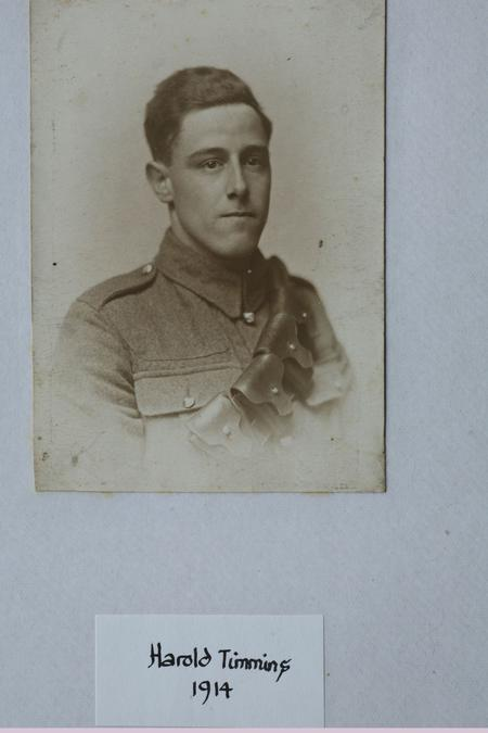 Profile picture for Harold Timmins