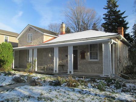 McCrae House; Guelph, Ontario, Canada
