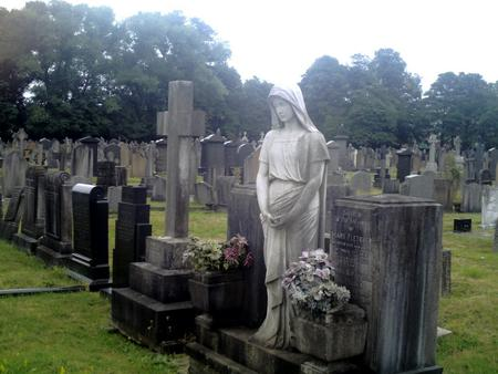 Sale and Brooklands Cemetery.