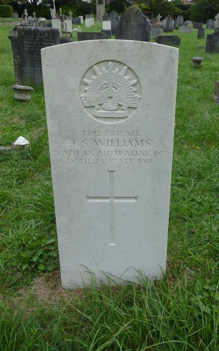 Profile picture for James Syddall Williams