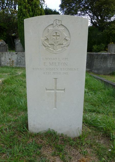 Profile picture for Edward Milton