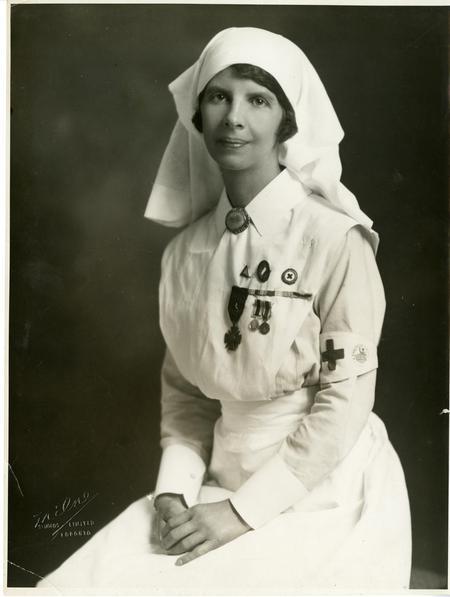 Profile picture for Madelaine Frances Jaffray Later Morrison