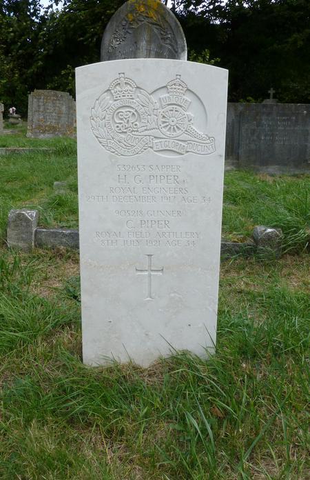 Profile picture for Herbert George Piper