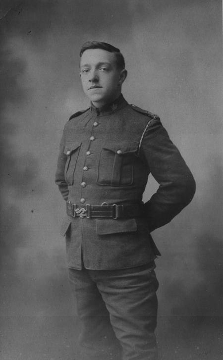 Photo of Harry Waller