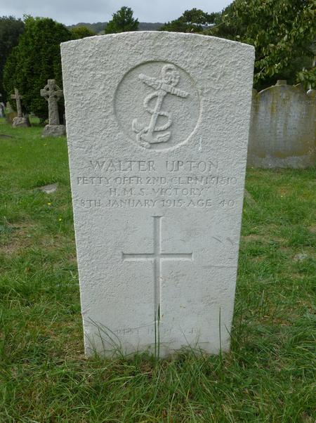 Profile picture for Walter Upton