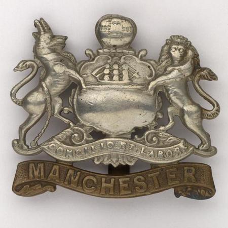 Manchester Regiment © IWM (INS 854)