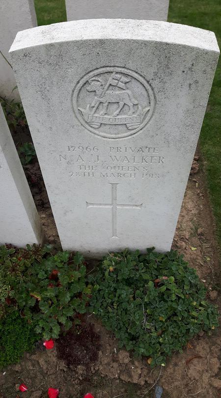 Profile picture for Norton Albert James Walker