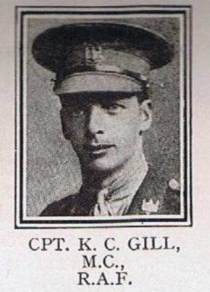 Profile picture for Kenneth Carlyle Gill