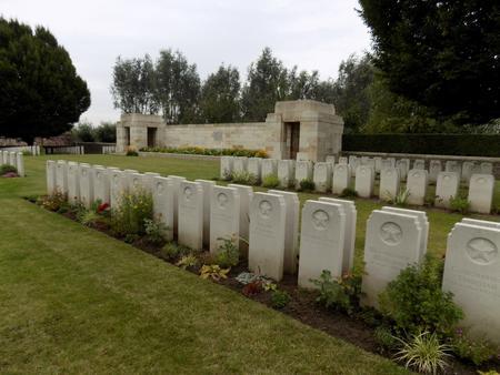 Tournai Communal Cemetery Allied Extension 1