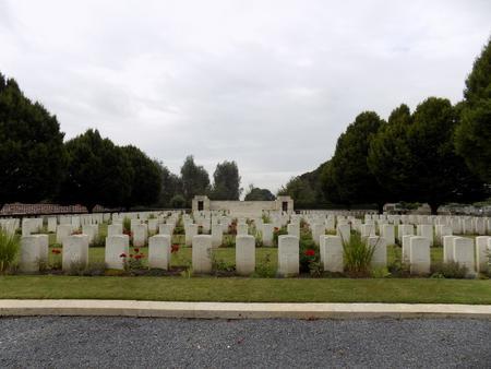 Tournai Communal Cemetery Allied Extension 3