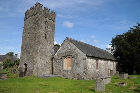Cilycwm church