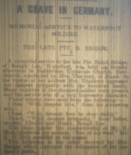 Rossendale Free Press 16/06/1917 (1 of 2)