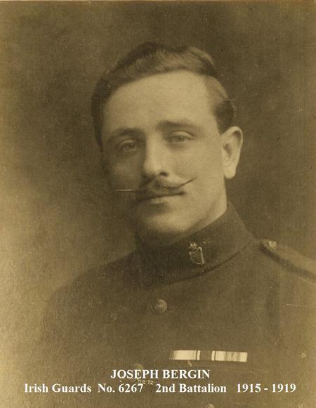 Profile picture for Joseph Bergin