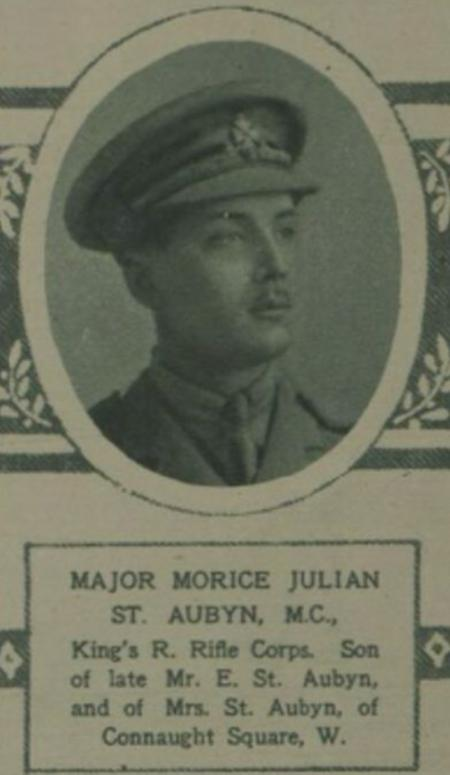 Profile picture for Morice Julian St. Aubyn