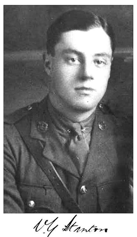 Profile picture for Victor George Stanton