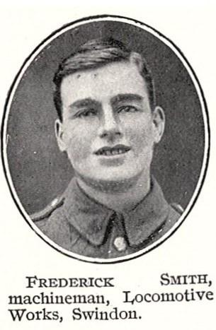 Profile picture for Frederick Smith