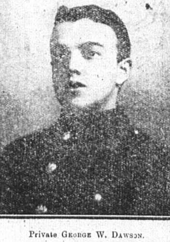 Profile picture for George Willie Dawson