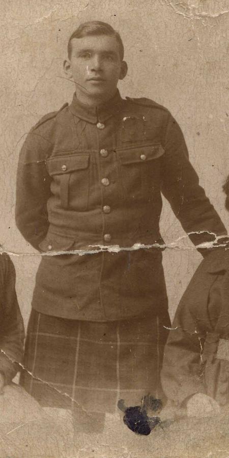 Profile picture for Edward Gordon Balfour