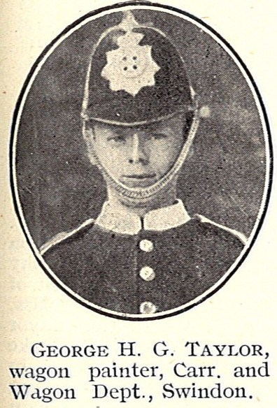 Profile picture for George Henry Green Taylor