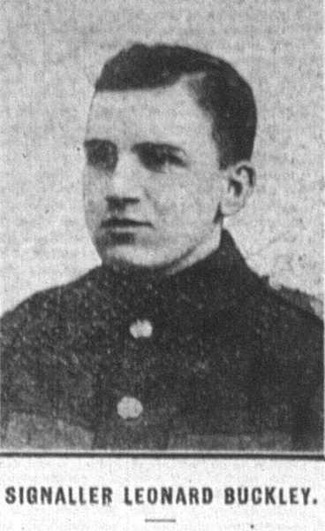 Profile picture for Leonard Buckley