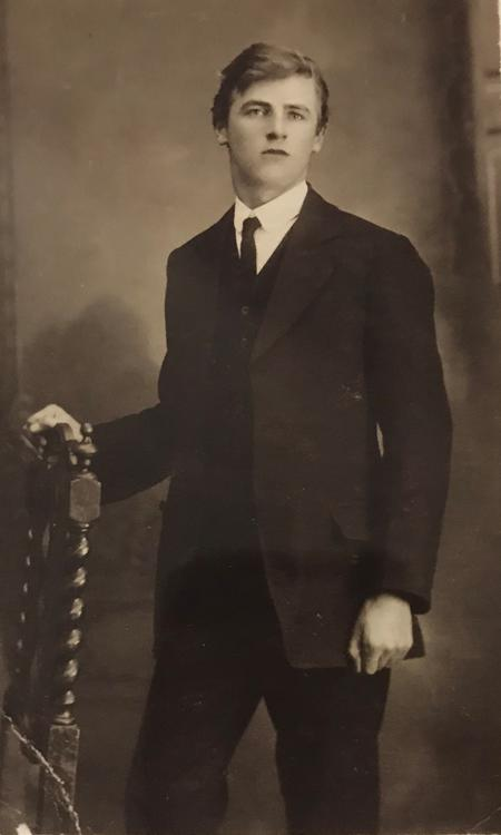 Profile picture for James Edward Mellor