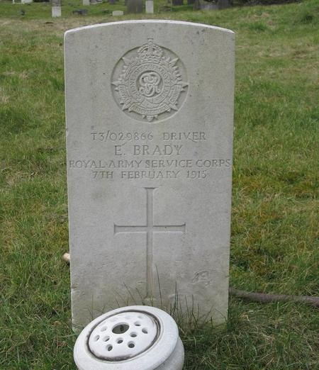 Profile picture for Edward Brady