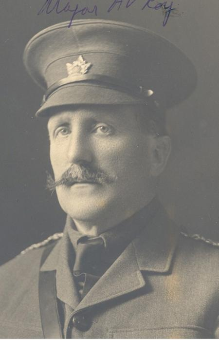 Profile picture for Adolph Victor Roy