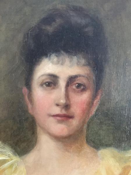 Julia Frances Houghton