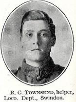 Profile picture for Reginald George Townsend