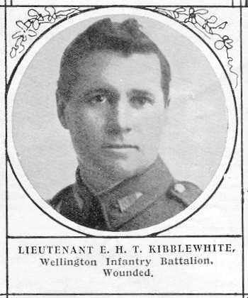 Profile picture for Edward Henry Turner Kibblewhite