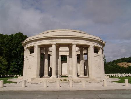 Ploegsteert Memorial, Hainaut, Belgium 4