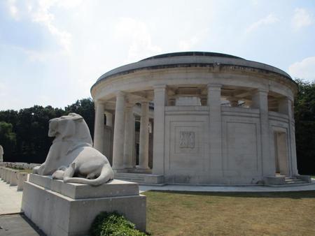 Ploegsteert Memorial, Hainaut, Belgium 5