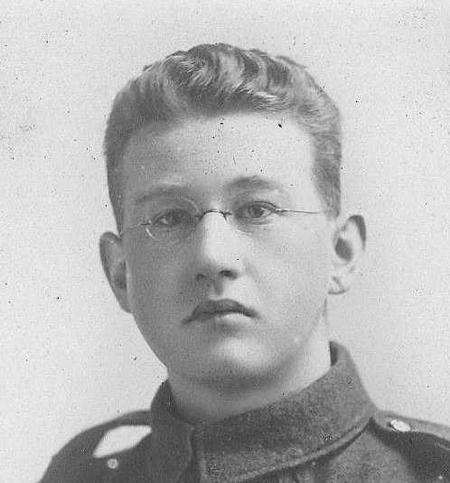 Profile picture for Frederick William Pavitt