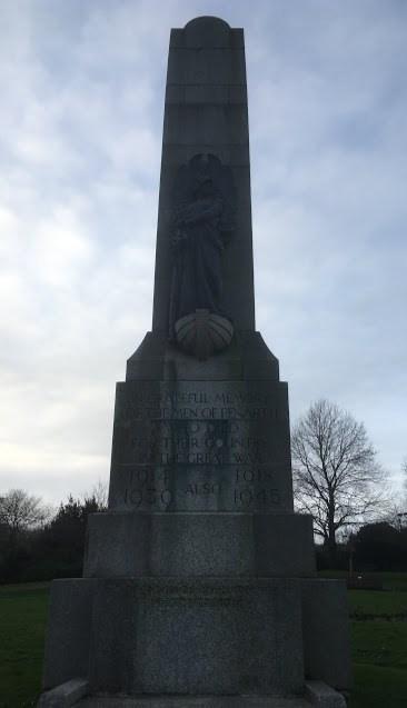 Penarth Memorial