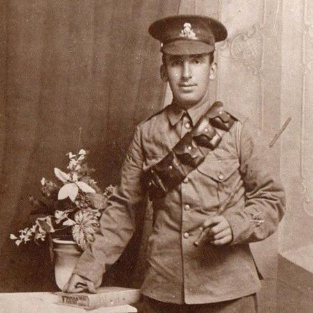 Profile picture for Frederick William Fairclough