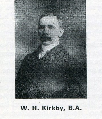 Profile picture for William Henry Kirkby