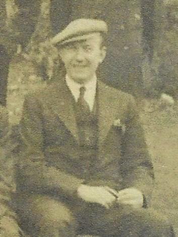 Profile picture for Cecil Reginald Brooker