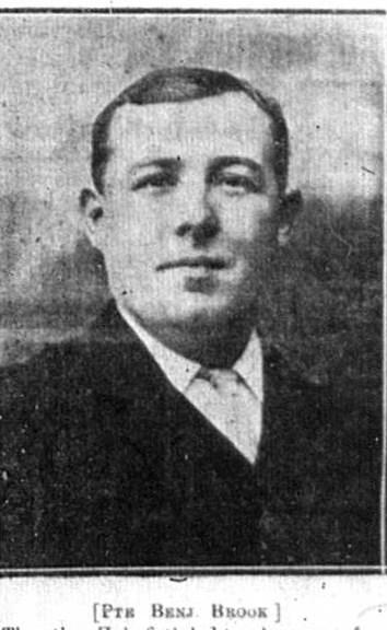 Profile picture for Benjamin Brook