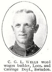 Profile picture for Herbert George Long Wells