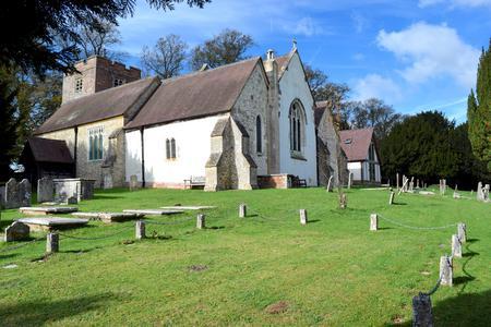 St Marys Church, Bentley, Hampshire