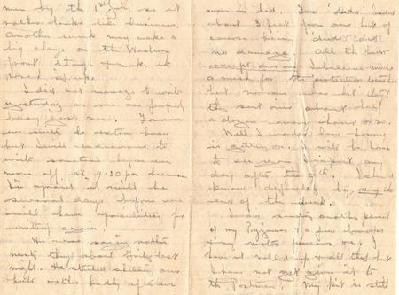 Last letter written by George (page 2)