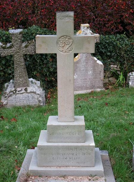 Profile picture for Reginald William Marshall