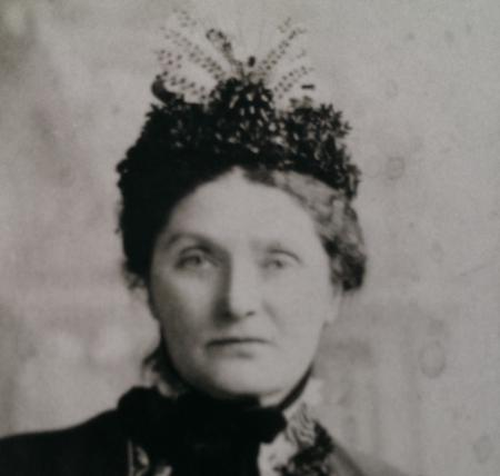 Elizabeth Bennett, mother of Frederick