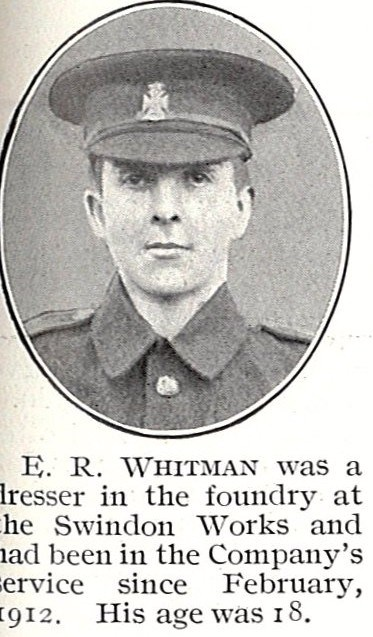 Profile picture for Edwin Riley Whitman