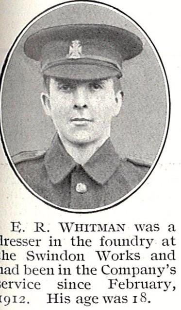 Profile picture for Edwin Riley Whitman