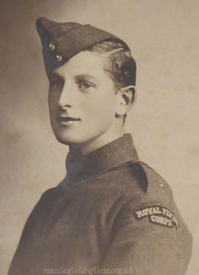 Profile picture for Stanley Bradbury