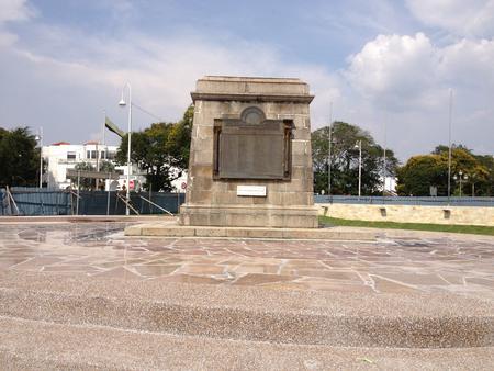 Ipoh War Memorial Perak Malaysia