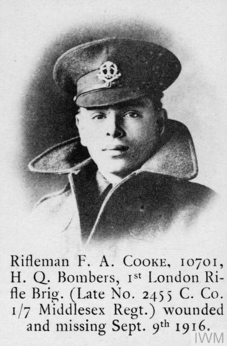 Profile picture for Frederic Arthur Cooke