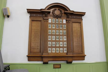 Market Harborough Congregational Church Memorial
